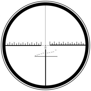 Spindler reticle